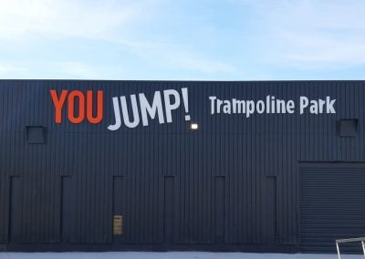 You Jump – Plan de Campagne